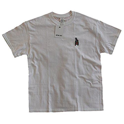 T Brodé shirt Hip Hop Coogi Actual Biggie Doom Mf Fact wXxHqR8