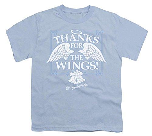 Youth: It's a Wonderful Life - Dear George Kids T-Shirt Size YM