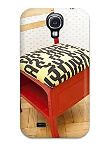 Cynthaskey Perfect PC For Case Samsung Note 3 Cover Anti-scratch Protector Case (vintage Red Student Chair)