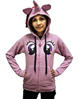 Womens MLP Twilight Face Hoodie