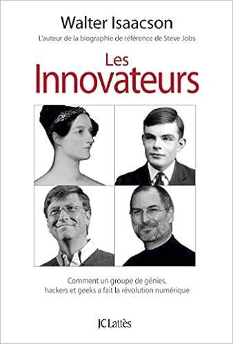 Lire Les innovateurs epub, pdf