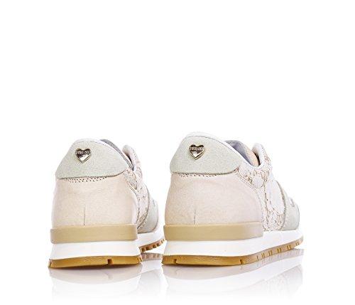 Twin Set Mädchen Sneaker Beige