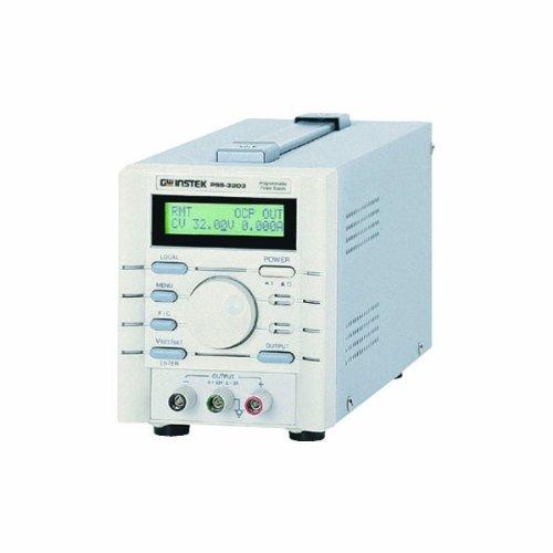 Gpib Power Supply - GW Instek PSS-3203GP Single Output Programmable DC Power Supply, GPIB, 0-32 Volts, 0-3 Amps, 96 Watts