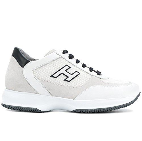 Hogan Zapatillas Para Hombre Blanco Bianco + Nero