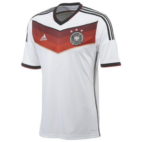 Adidas DFB Germany Home Soccer Jersey World Cup 2014