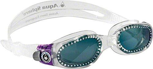 Aqua Sphere Kaiman Ladies Goggles - Smoke Lens Transparent