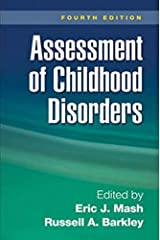 Assessment of Childhood Disorders, Fourth Edition Hardcover