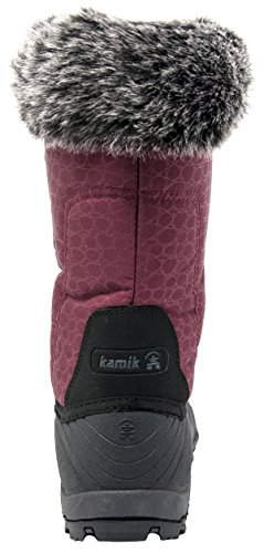 Kamik Women Momentum Snow Boot Burgundy Ii