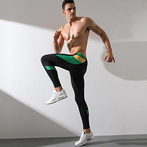 Lino Nero Cargo Da pantaloni Pantalone Fit Challenge Estivi Johns Sportivi Long Slim Leggings Jeans Ginnastica Termici Uomo Jogging Pantaloni t1wzqfB