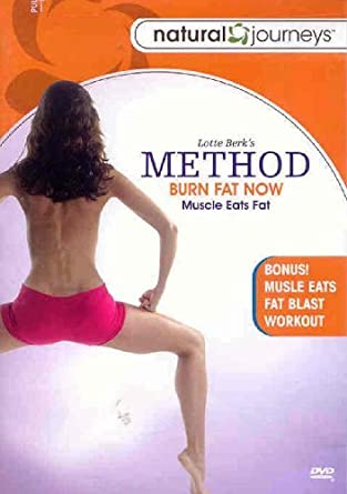 Amazon.com: Lotte Berk Method For Beginners: Muscle Eats Fat ...