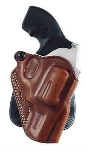 Galco Black Right-Handed Speed Paddle Holster for 2