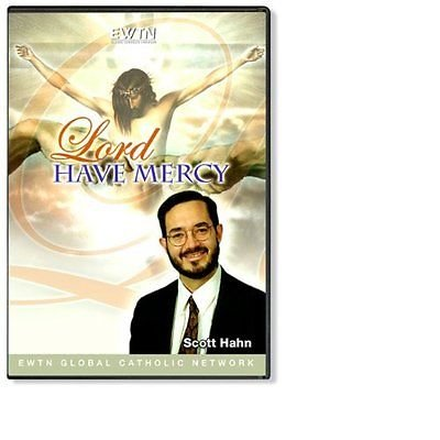 LORD HAVE MERCY*CATHOLIC CHURCH'S TEACHINGS ON PENANCE, FORGIVENESS & RECONCILATION W/SCOTT HAHN: EWTN 4-DISC DVD