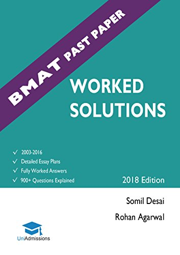 Amazon bmat past paper worked solutions 2003 2016 fully bmat past paper worked solutions 2003 2016 fully worked answers to 900 fandeluxe Choice Image