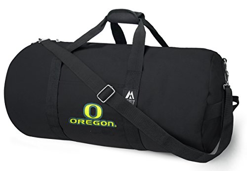 Broad Bay OFFICIAL UO Duffle Bag or University of Oregon Gym Bags Suitcases by Broad Bay