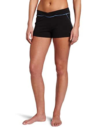Danskin Women's Destination Short, Black, Small