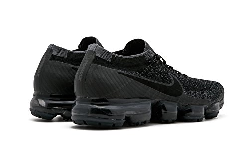 Dark Flyknit Nike Vapormax Grey de Homme Trail Air Black Noir Chaussures 007 Anthracite x6xZqwTv