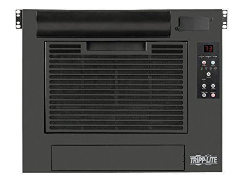 Lites Top Mount (Tripp Lite Rack-Mount Cooling Unit Air Conditioner, AC, 7,000 BTU (2.0kW), 120V, 8U, 5-15P Plug (SRCOOL7KRM))