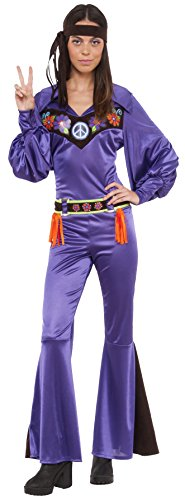 Rubie's Women's That 70's Babe Costume, As Shown, Standard -