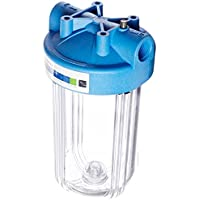 Pentek BIG-CLEAR-LX-10 Whole House 10 Filter Housing, Clear