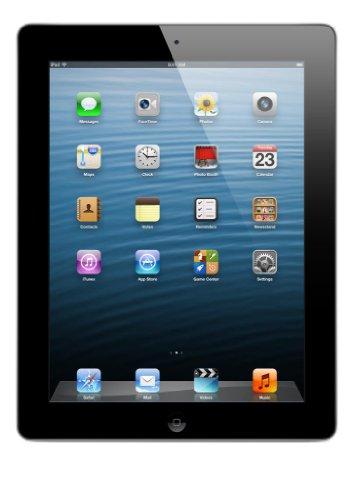Apple iPad MC954LL Wi Fi Black