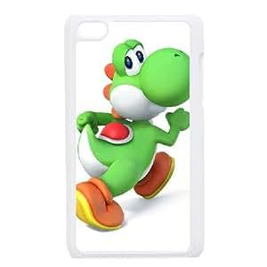 iPod Touch 4 Case White Super Smash Bros Yoshi OJ471752