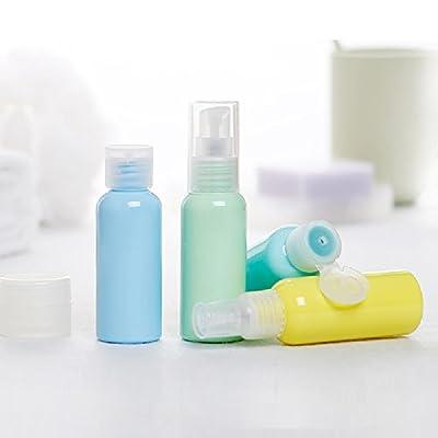 c904d0ff2bd3 50%OFF Viviya Travel Bottles Leak Proof bottles ,Pressable and ...