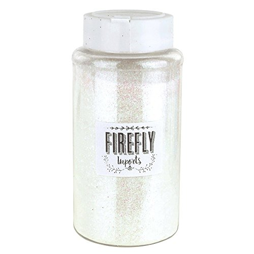 Homeford FNS001180WHT Fine Glitter White