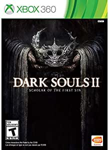 Dark Souls II Scholar of The First Sin by Bandai Namco Games (2015) Region 1 - Xbox 360