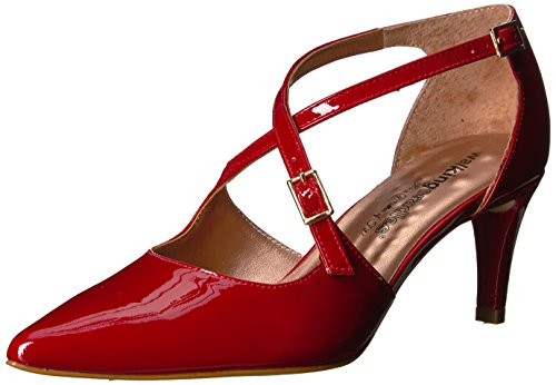 footaction Walking Cradles Women's Stella Pump Red Patent Leather how much for sale clearance Cheapest free shipping 2014 4IpnPlOaJ
