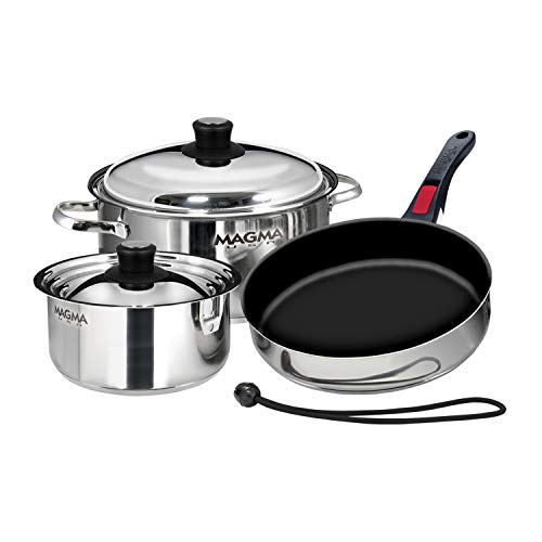 Magma A10-363-2-IND Cookware - 7 PC Set, Non-Stick
