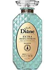 Moist Diane Perfect Beauty Extra Fresh and Hydrate Shampoo, 450ml, Rosemary