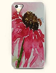 LG G3 PC Hard Shell Case Squares Transparent Skin by Sallylotus