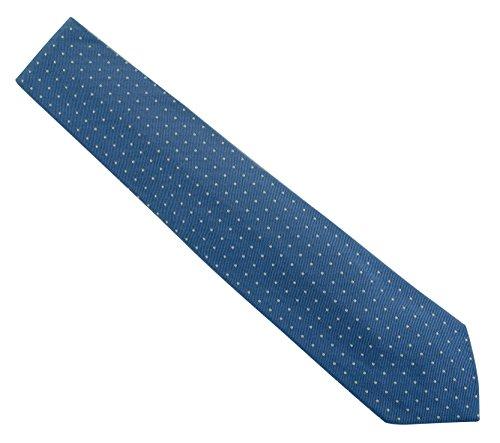 Polo Ralph Lauren Men's Dotted Pattern Silk Satin Tie-B