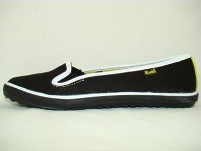 new style 0a4b0 62b3c Keds Ballerina schwarz/weiß: Amazon.de: Schuhe & Handtaschen