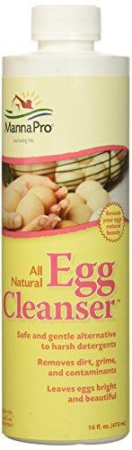 Manna Pro All Natural Egg Cleanser 16 fl. oz. (3 Pack) by Manna Pro (Image #1)