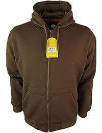 Men's Premier Full Zip Work Hoodie Jacket [3 Colors]