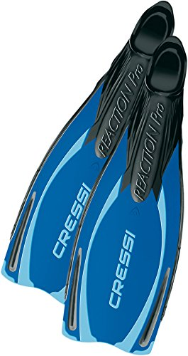 Cressi Reaction Pro, blue, 44/45