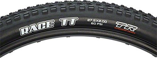 Maxxis Race TT 27.5 x 2.0 Tire, Folding, 60tpi, Dual Compound, Tubeless Ready