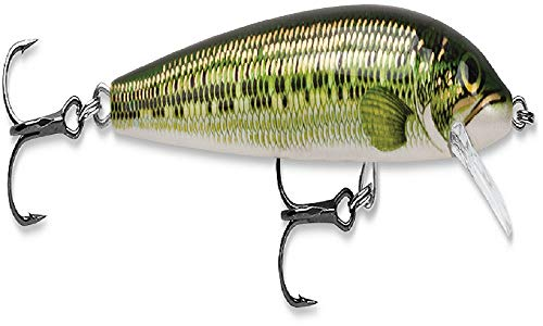 Rapala Husky Jerk 08 Fishing lure (Baby Bass, Size- 3.125)