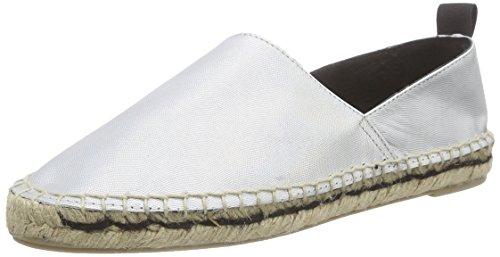 Shoe Espadrillas Hound Basse black Spm lumiere Espadrille silber Donna Argento wxEFqPOqtd