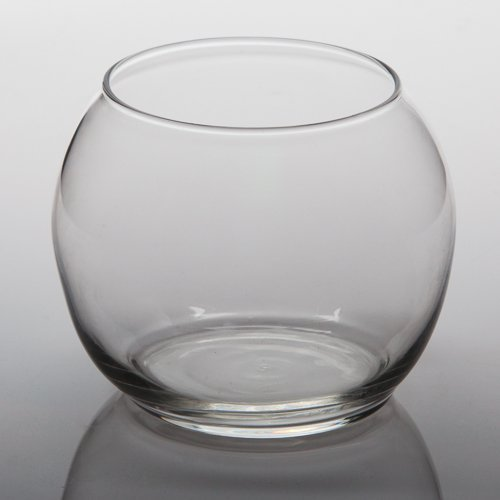 (Eastland Bubble Ball Vase 4.5