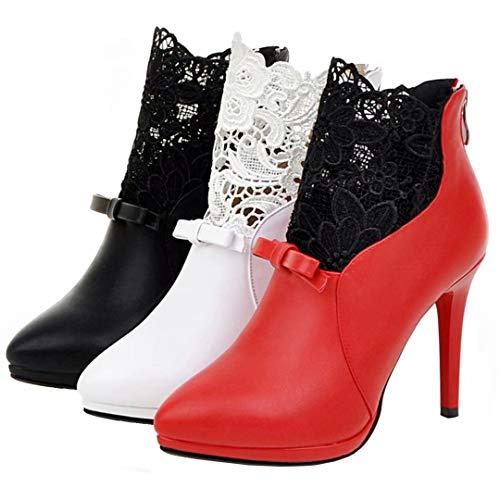 Classic Women's AIYOUMEI AIYOUMEI Black Boot Women's tvv0wP