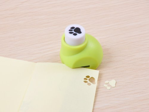 20PCs Mini Paper Craft Punch Card Scrapbooking Engraving Kid Cut DIY Handmade / Kid Child Mini Printing Paper Hand Shaper Scrapbook Tags Cards Craft DIY Punch Cutter Tool