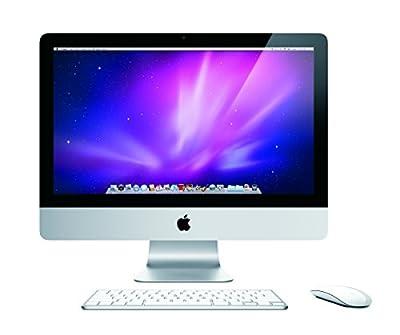 Apple iMac MB950LL/A 21.5-Inch Desktop (OLD VERSION) (Refurbished)