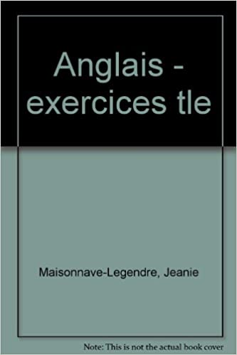 Anglais, terminale, carnet de cours et exercices pdf ebook