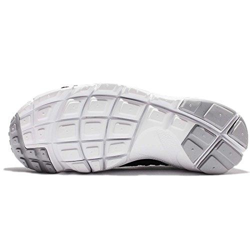 Sneakers NM Noir Air 40 Noir tissé Footscape Taille Homme FUwFqrxgn