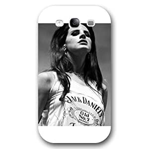 UniqueBox - Customized Personalized White Frosted for Iphone 5/5S, American Famous Singer Lana Del Rey Iphone 5/5S, Only fit for Iphone 5/5S Kimberly Kurzendoerfer