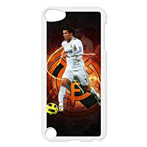 iPod Touch 5 Case White Real Madrid White Wmthd