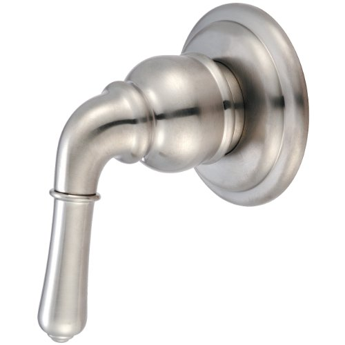 Olympia Faucets P-2240-BN Single Handle Diverter Set, PVD Brushed Nickel Finish