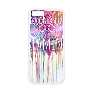 SHJFDIYCase Design New Fashion Colorful Dream catcher High Quality Phone Case for Iphone 6, Custom Cell Phone Case SHJF-502273